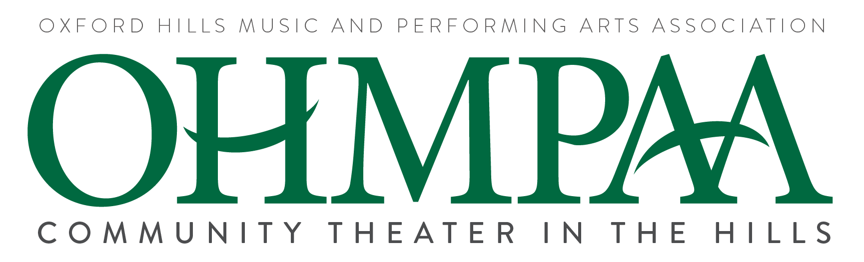 OHMPAA - Community Theater in the Hills